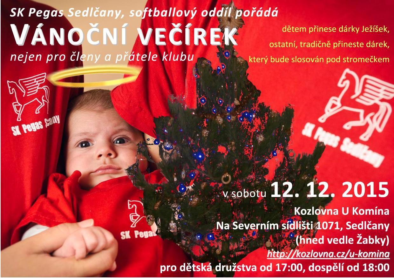 Opět po roce pořádá náš klub Vánoční večírek. 3d225ba897